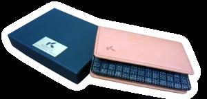 オリジナル大島紬財布