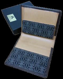 オリジナル大島紬財布2