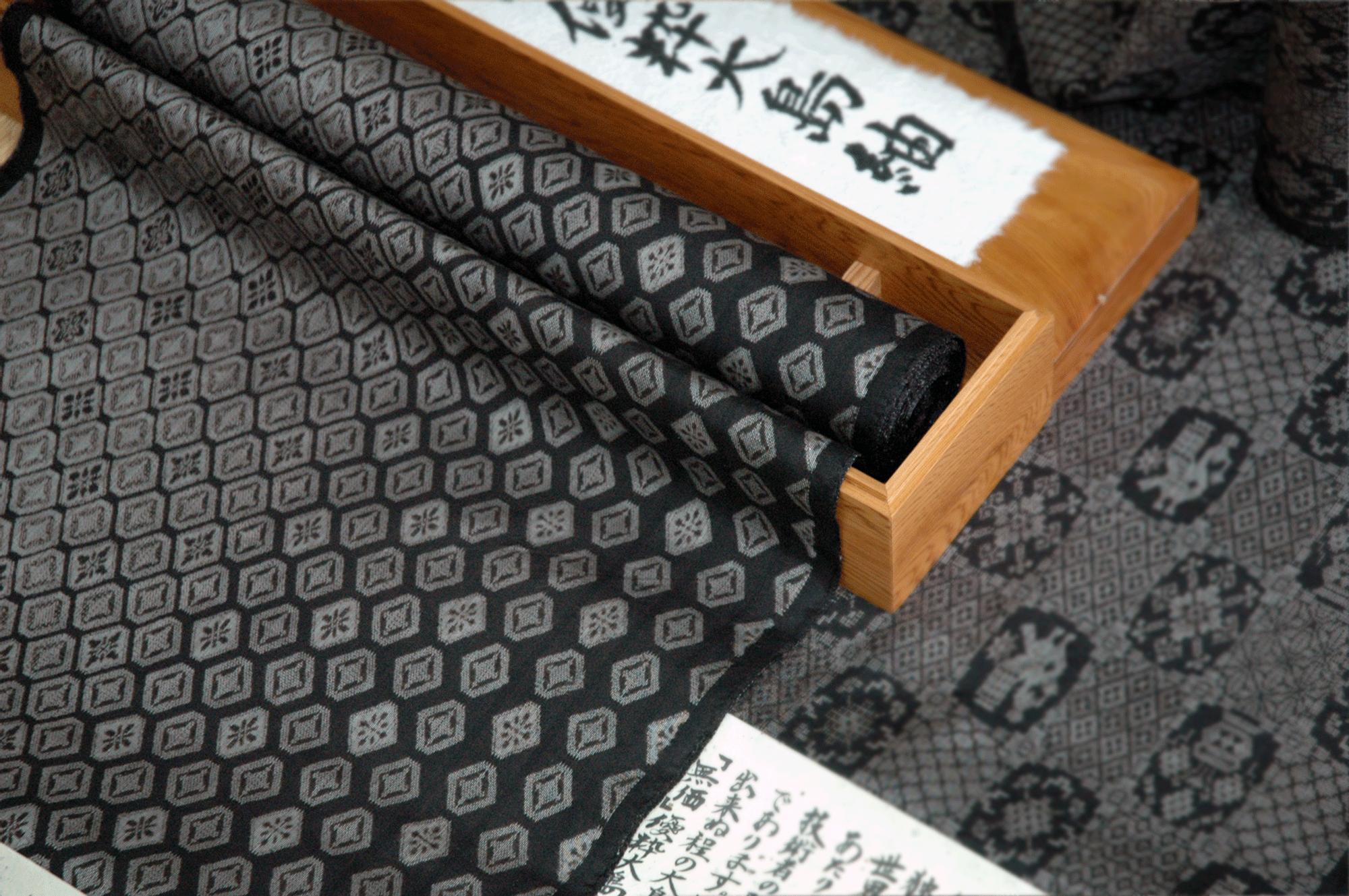 世界三大織物 大島紬